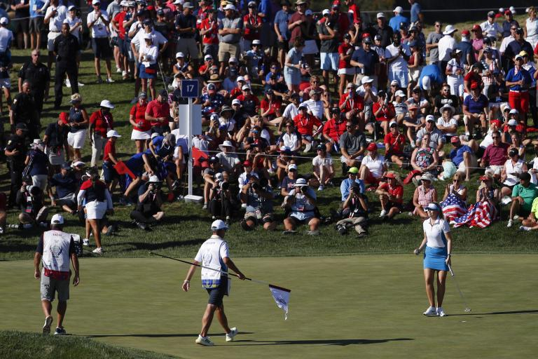 DEBATE: Has the time come for a mixed version of the Ryder Cup?