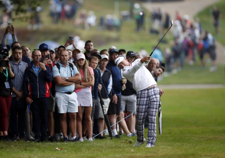 Ian Poulter: It would be FAIRYTALE to become Ryder Cup captain