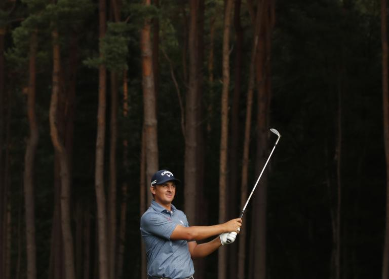 Christiaan Bezuidenhout: From near DEATH to the European Tour