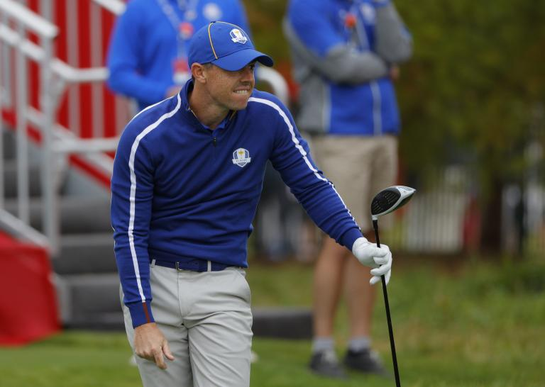 Golf fans BLAST Rory McIlroy over his BEST PLAYER in the world comments!