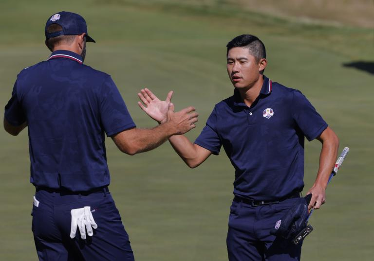 Ryder Cup SUNDAY SINGLES REVEALED: Xander Schauffele vs Rory McIlroy out first!