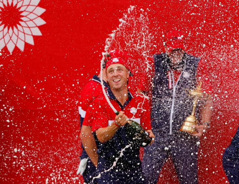 Justin Thomas reveals what he has done with the MAJORITY of his Ryder Cup gear!