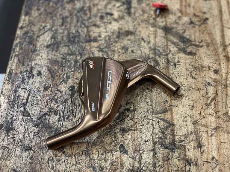 Rickie Fowler puts NEW prototype irons in the bag for skins match
