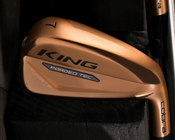 COBRA Golf unveils the Copper Series Players Irons