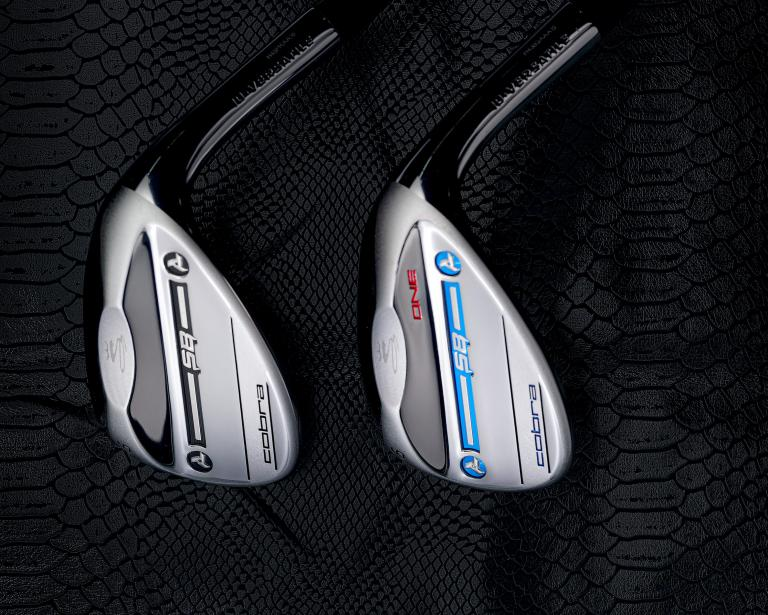 COBRA Golf introduces new KING COBRA Wedge with Snakebite Groove Technology