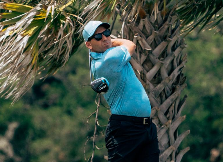 Social media reacts to Sergio Garcia signing new deal with TaylorMade Golf