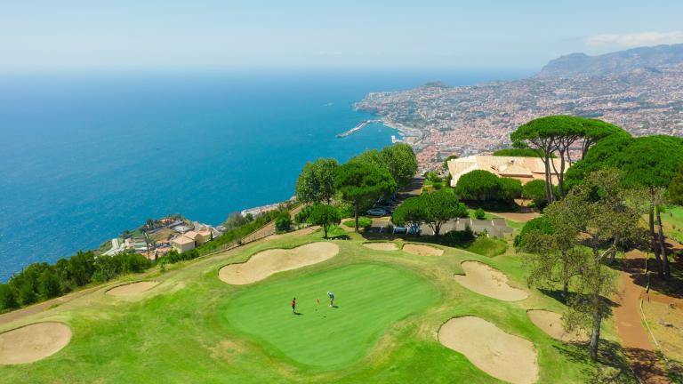 Travel green light puts Madeira on top of UK golfers' holiday wishlist