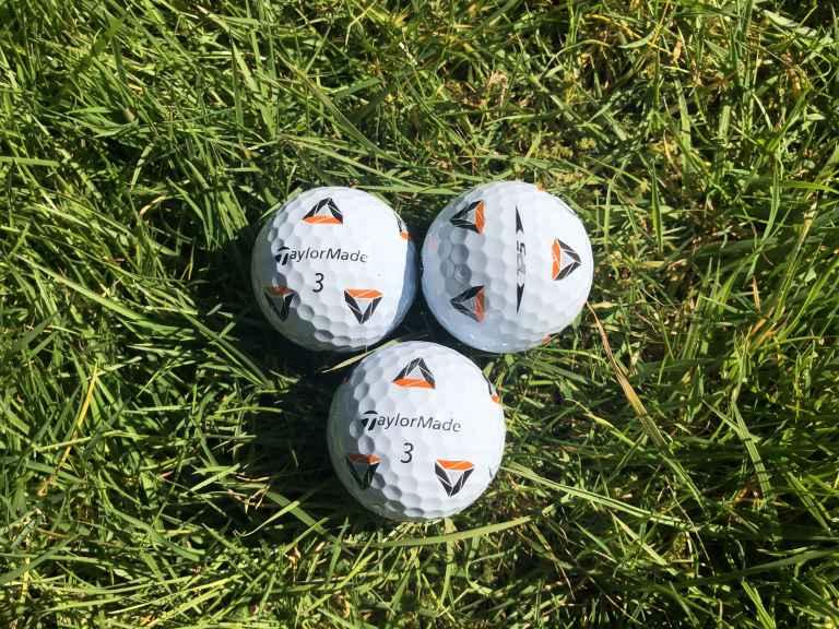 TaylorMade TP5 pix Golf Ball Review