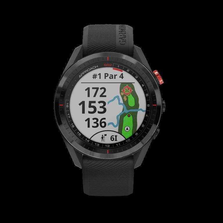 Garmin introduces the Approach S62 premium golf watch