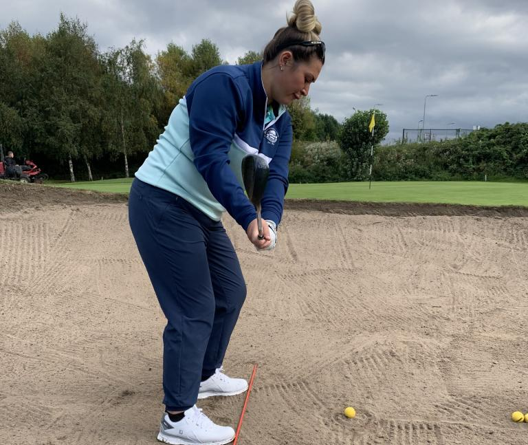 Best Golf Tips: Master bunker shots with the DOUGHNUT DRILL