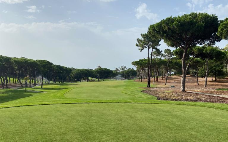 Golf in Quinta do Lago: NEW-LOOK South Course set to open September 1