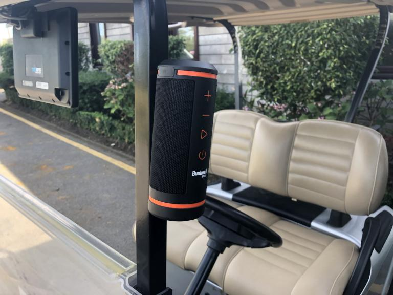 Bushnell Wingman - The PERFECT gadget for the social golfer