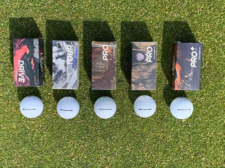 VICE golf balls