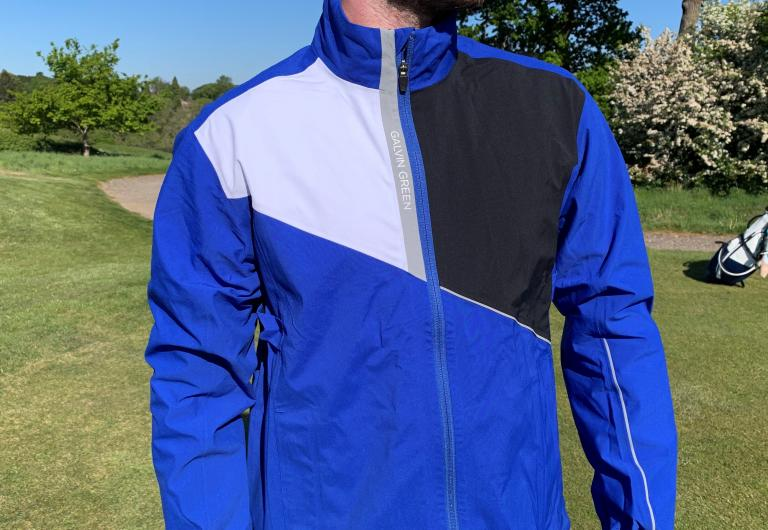 Galvin Green APOLLO Jacket Review | The ULTIMATE rain jacket