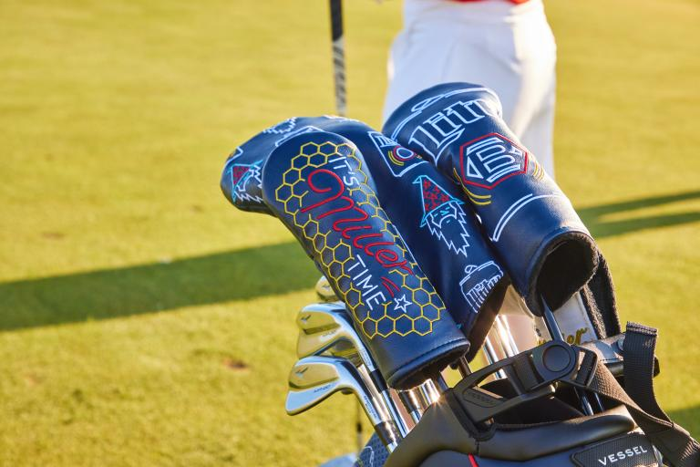 Bettinardi Golf and Miller Lite drop LIMITED EDITION collection