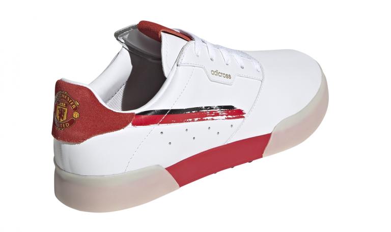 adidas reveals Retro Manchester United golf shoes | GolfMagic
