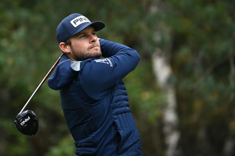PING re-signs PGA Tour star Tyrrell Hatton in 2021