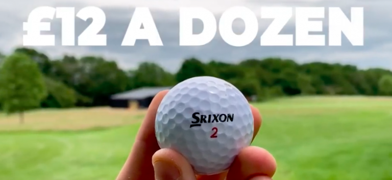 The Best Selling Golf Ball on Amazon | £1 Golf Ball Review