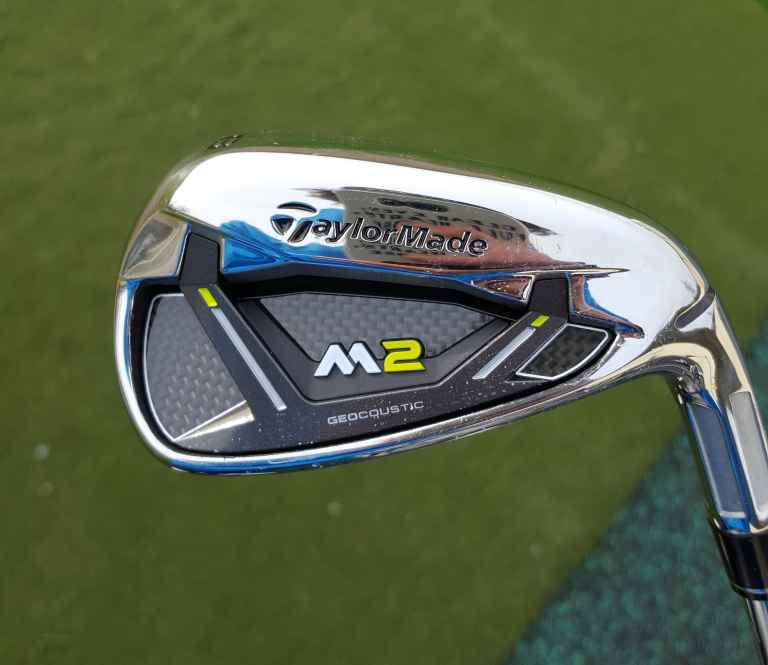 TaylorMade 2017 M2 iron review