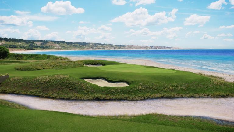 FIRST LOOK: Verdura Resort's SPECTACULAR new golf course!