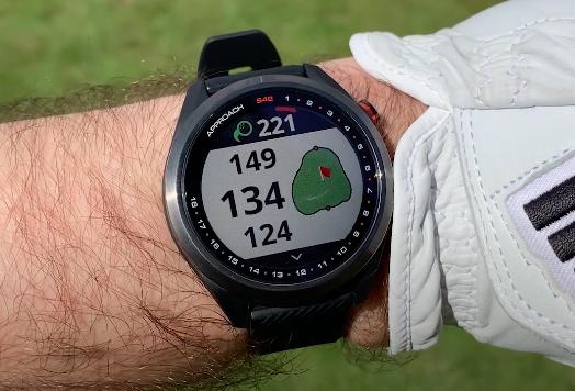 Garmin Approach S42 GPS Golf Watch Review for 2021