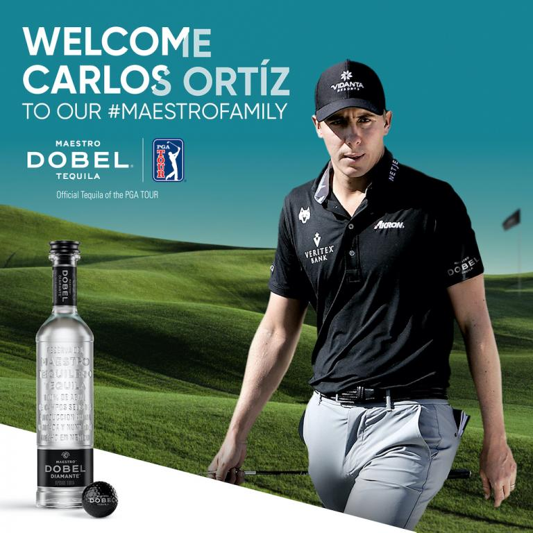 PGA Tour winner Carlos Ortiz talks to GolfMagic and shares Presidents Cup dream