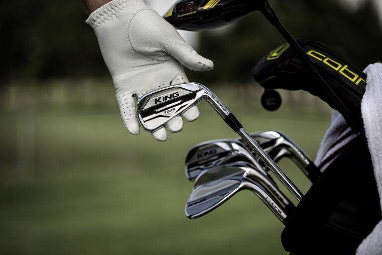 Cobra King Tour MIM Irons Review   We Did NOT Expect This!