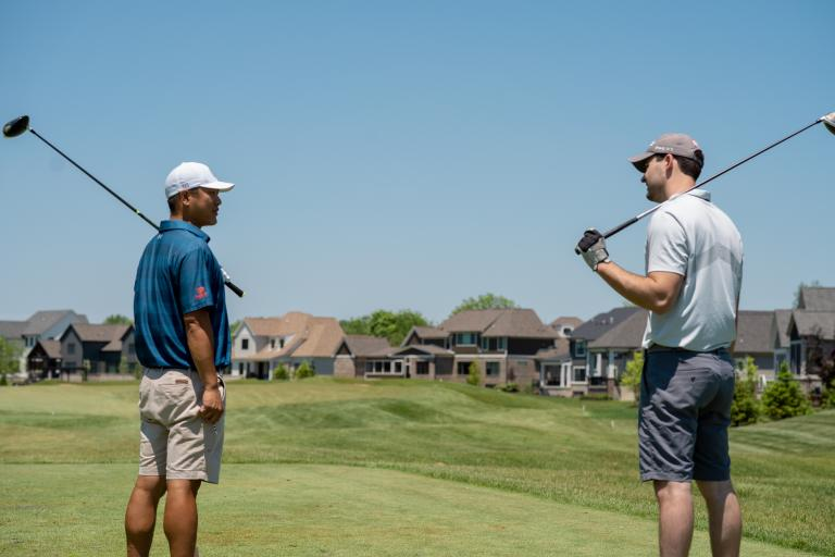 10 different types of golf playing partners to avoid on the golf course!