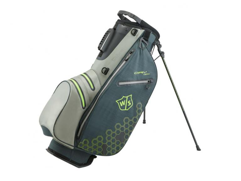 Wilson launches 2021 cart and carry bag range featuring new sustainable model