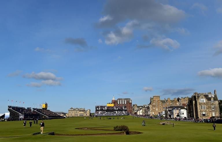 ST ANDREWS to return to new EA SPORTS PGA TOUR video game!