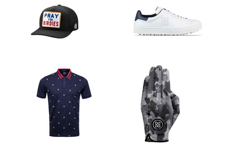 1e5973ad G/Fore 2018: the most exciting clothing brand in golf | GolfMagic