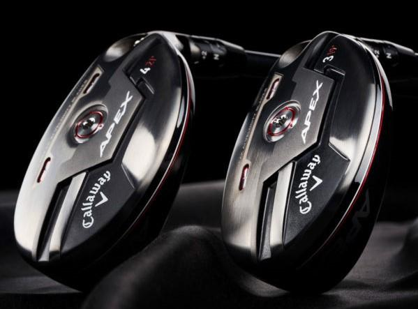 NEW GEAR! Callaway APEX irons and hybrids have officially launched
