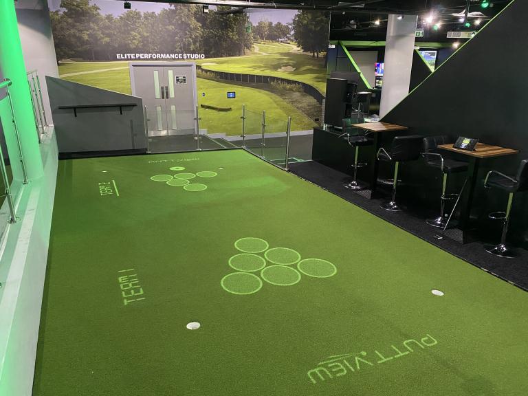 Kings Golf Studio: Meet the UK's BEST new indoor golf centre