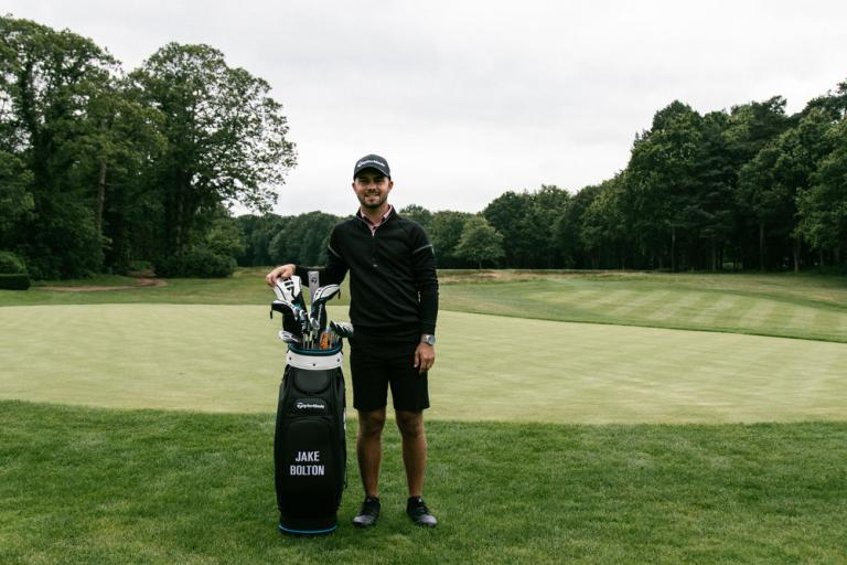 ONE TO WATCH: English ace Jake Bolton signs for TaylorMade Golf