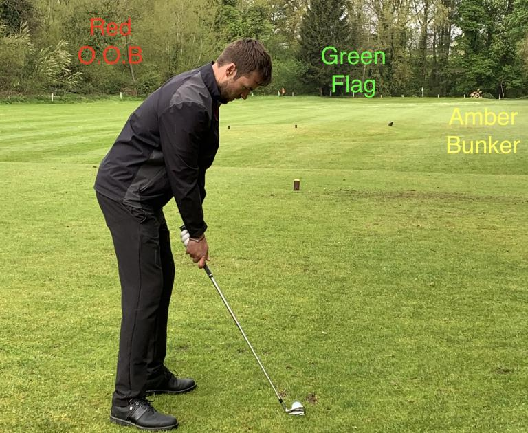 Best Golf Tips: How to perfect course management with the TRAFFIC LIGHT drill