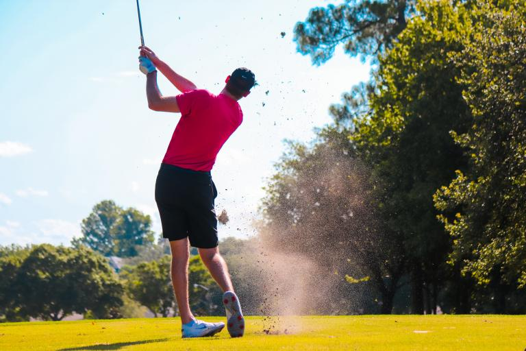 Golf equipment sales in the UK have GONE THROUGH THE ROOF in April