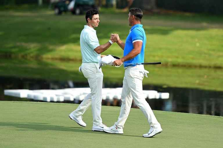 Rory McIlroy buzzing for return to Medinah