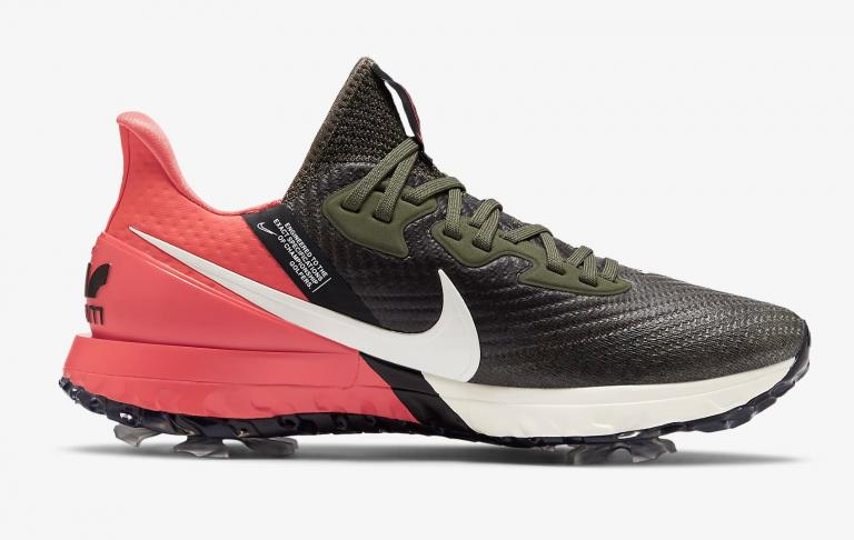 Nike Air Zoom Infinity Tour NRG golf shoes - Ryder Cup models!