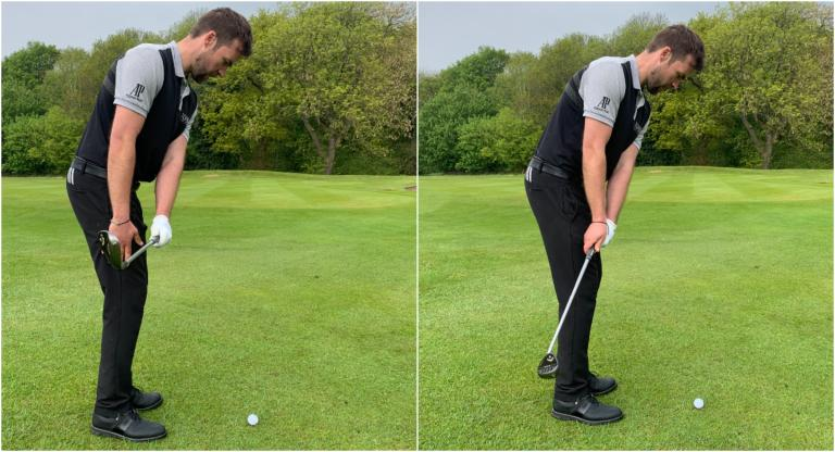 Best Golf Tips: How to improve your chipping with the ONE-HANDED Drill