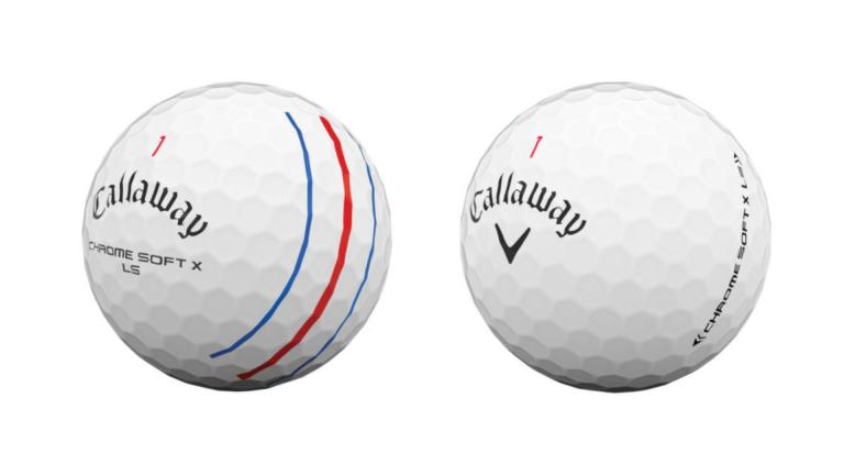 Callaway Golf adds new Chrome Soft X LS golf ball to 2021 range