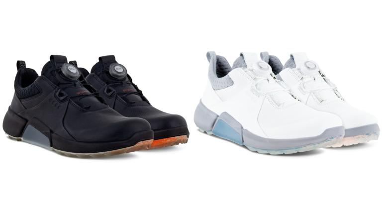 ECCO Golf introduce new BOA shoe to popular BIOM H4 collection