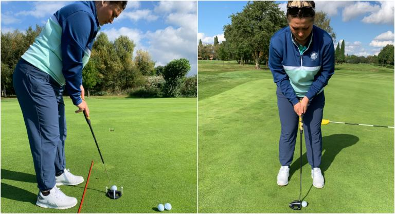 Best Golf Tips: Use the TEE PEG DRILL to improve your putting