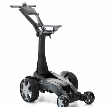 Stewart Golf Q FOLLOW & Q REMOTE Review - The best trolley we have ever tried!