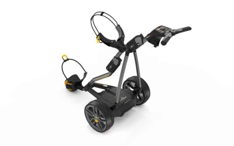 Powakaddy Powakaddy FW7s GPS electric trolley review | Golf Trolleys