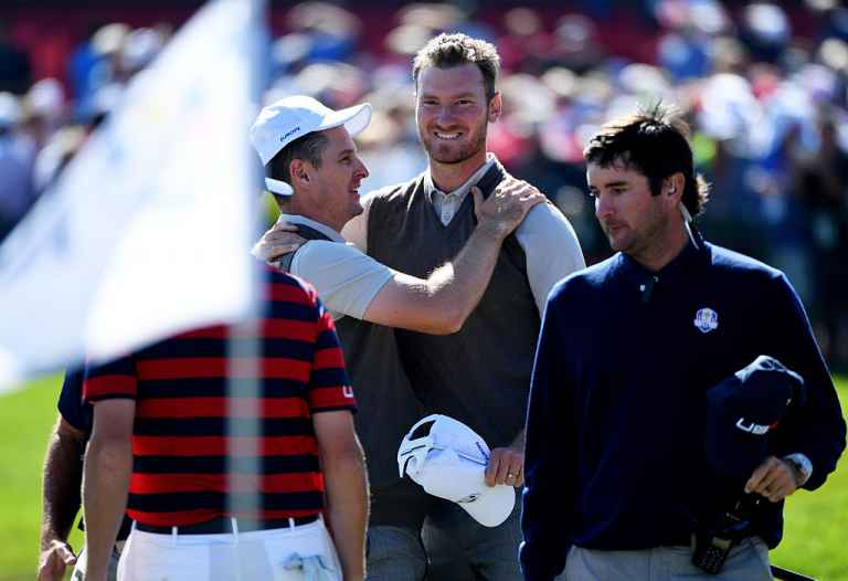 Chris Wood: I would have loved more games at Ryder Cup