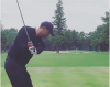 Golf fans react to OUTRAGEOUS Tiger Woods trick shot at clinic