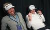 Matt Wallace and Soren Kjeldsen pull FAKE PUNDIT PRANK at the Scottish Open