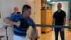 WATCH: Bryson DeChambeau tests out new 3D RESISTANCE training system!