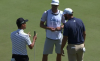 Dustin Johnson and Kevin Na in CONTROVERSIAL concession incident at WGC