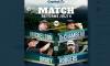 Phil Mickelson & Tom Brady vs Bryson DeChambeau & Aaron Rodgers in 'Match 4'